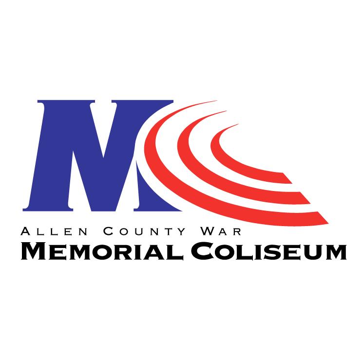 free vector Memorial coliseum
