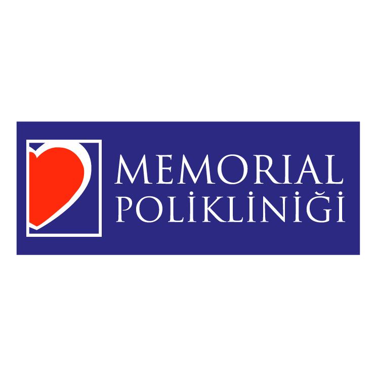 free vector Memorial poliklinigi
