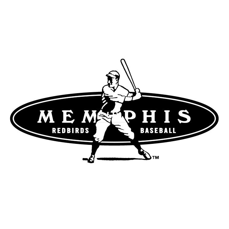 free vector Memphis redbirds 2