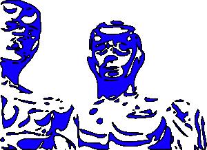 free vector Men clip art