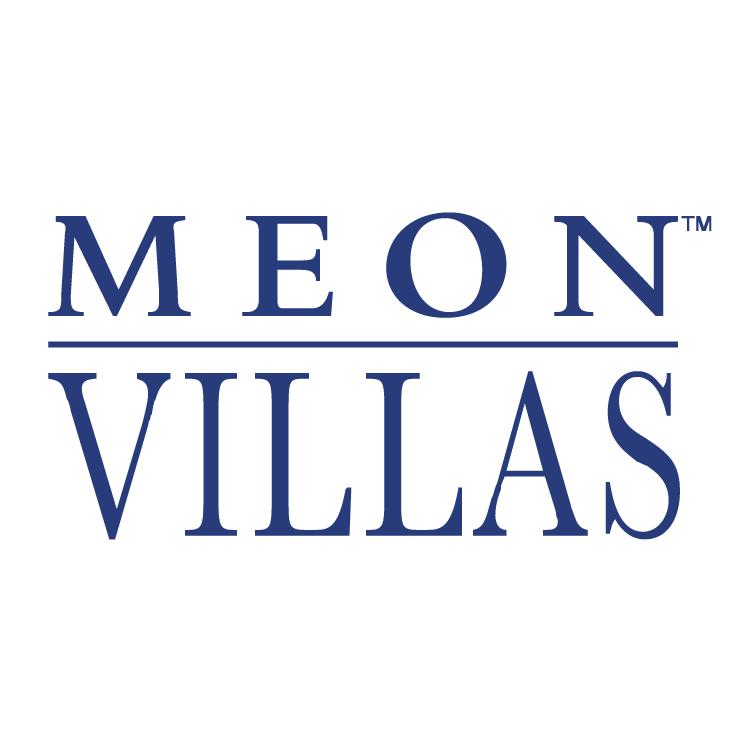 free vector Meon villas