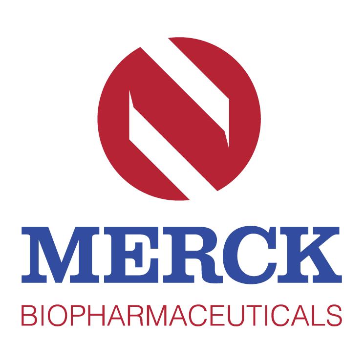Merck biopharmaceuticals Free Vector / 4Vector