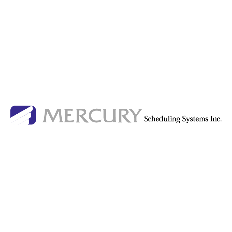 free vector Mercury scheduling systems