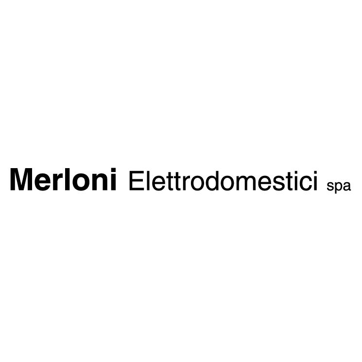 free vector Merloni elettrodomestici