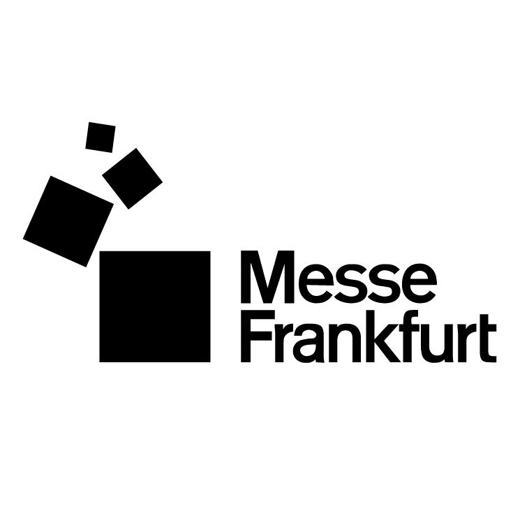free vector Messe frankfurt
