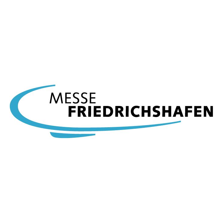 free vector Messe friedrichshafen 1