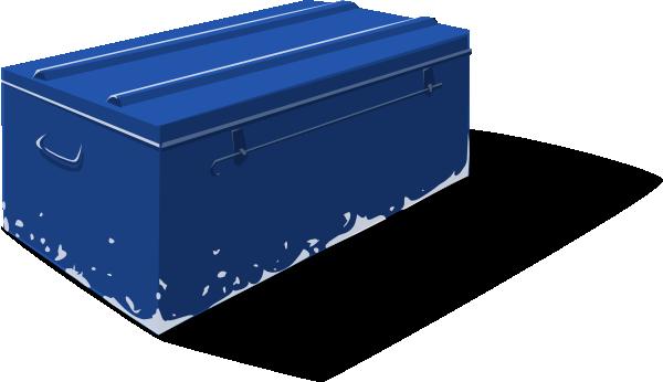 free vector Metal Box clip art