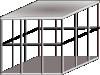 free vector Metal Cage clip art