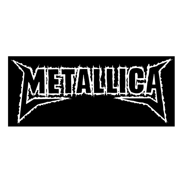 free vector Metallica 1
