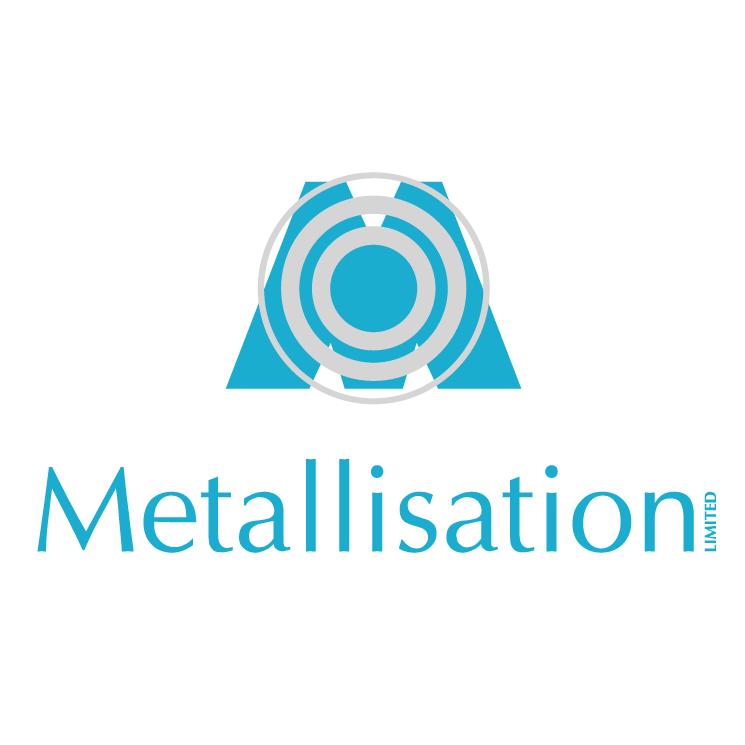 free vector Metallisation