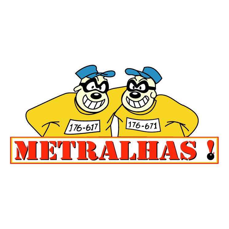 free vector Metralhas