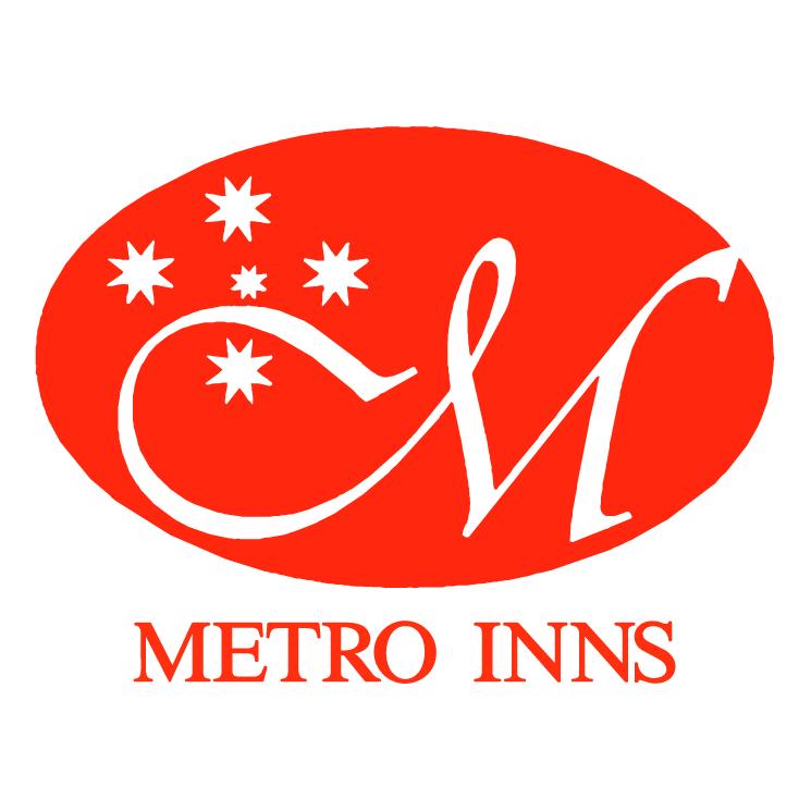 free vector Metro inns