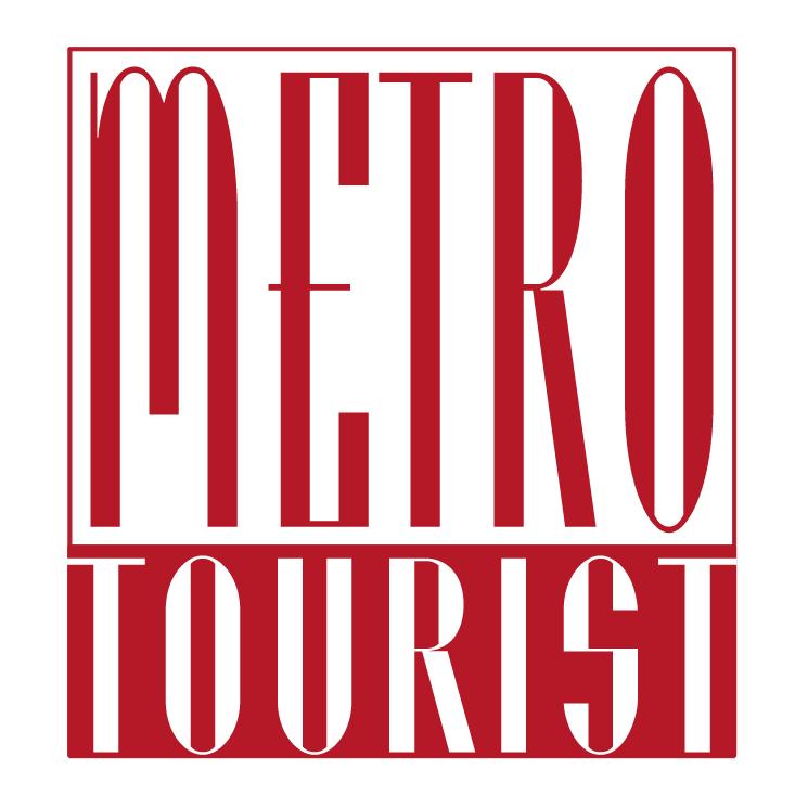 free vector Metro tourist