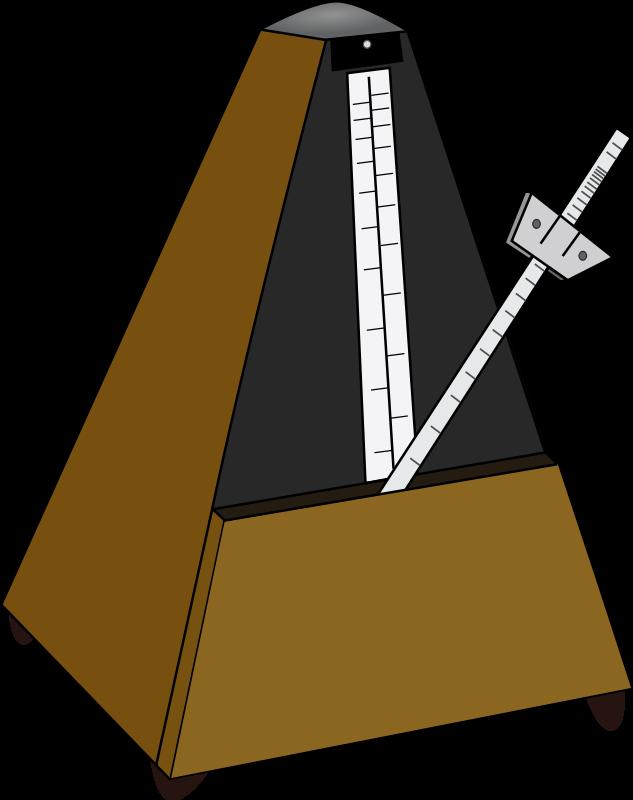 free vector Metronome