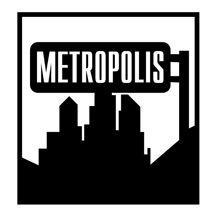 free vector Metropolis records
