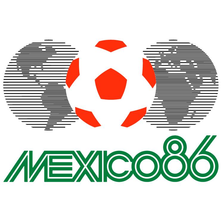 free vector Mexico 1986