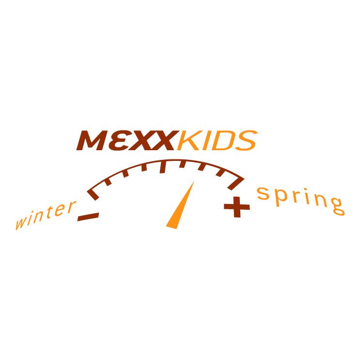 free vector Mexx kids 1