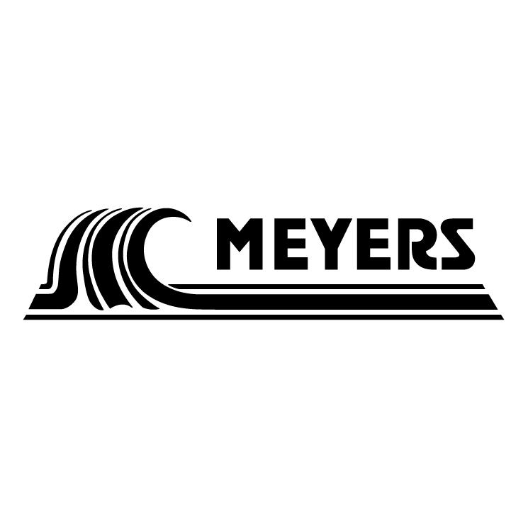 free vector Meyers boat company