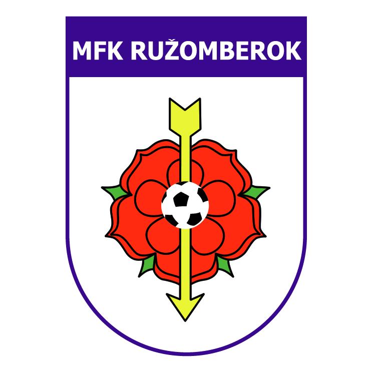 free vector Mfk ruzomberok