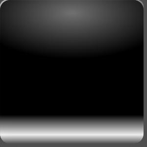 free vector Mi Brami Square Black Crystal Button clip art