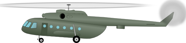 free vector Mi Helicopter Jh clip art