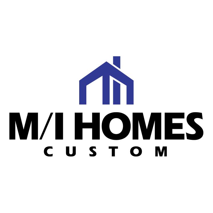 free vector Mi homes custom