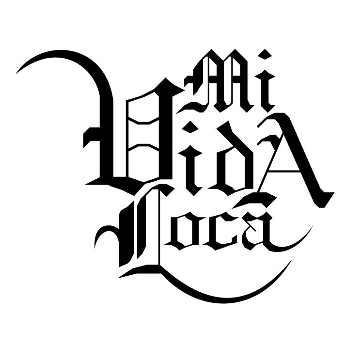free vector Mi vida loca