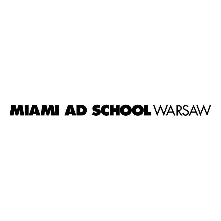 free vector Miami ad school warsaw 0