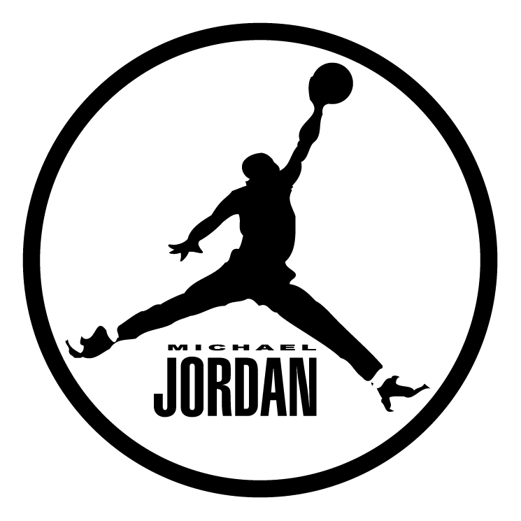 free vector Michael jordan
