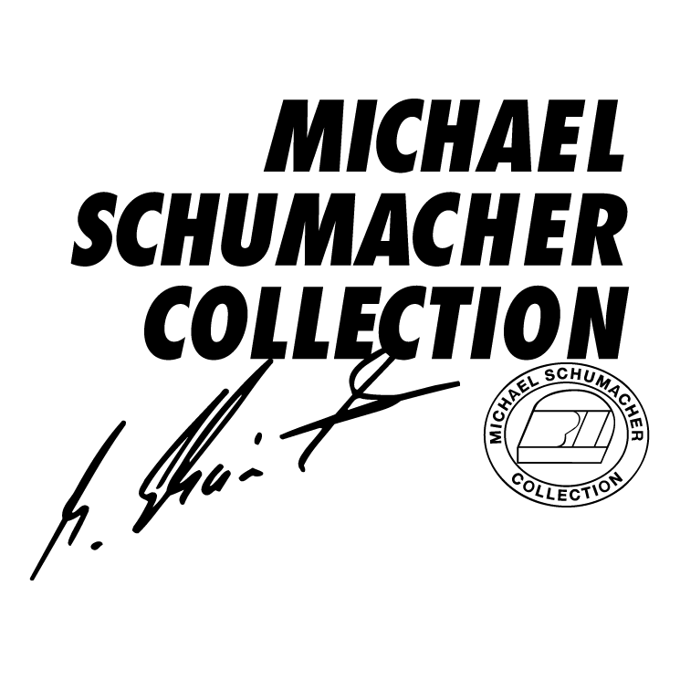 michael schumacher collection free vector 4vector. Black Bedroom Furniture Sets. Home Design Ideas
