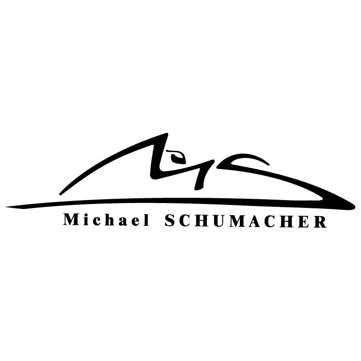 free vector Michael schumacher
