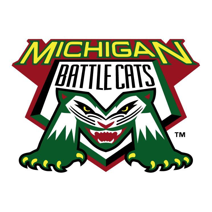 free vector Michigan battle cats 0