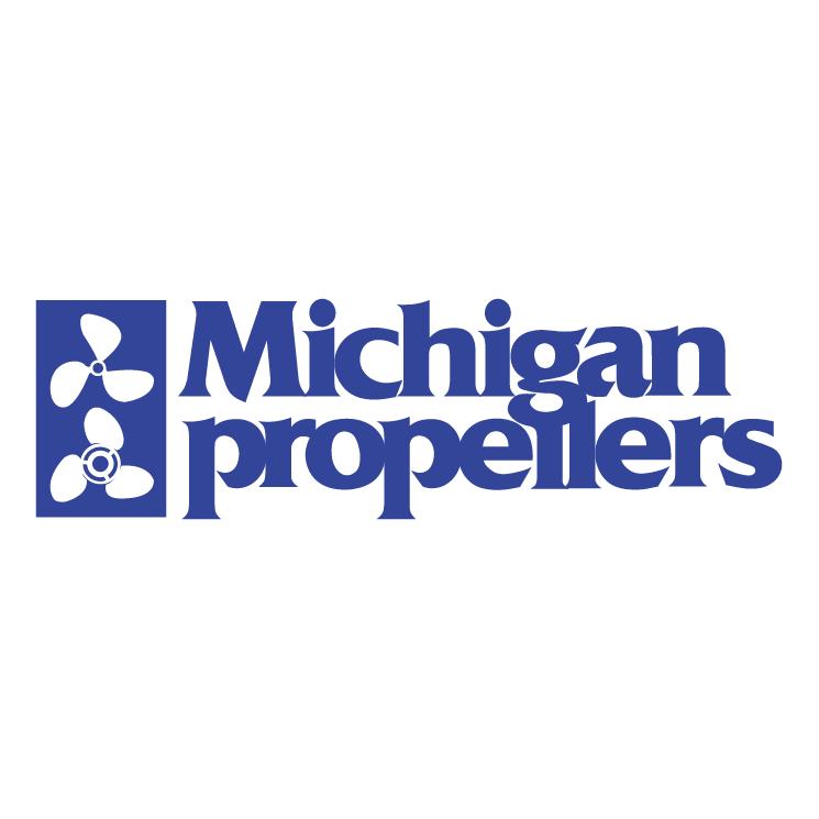 free vector Michigan propellers