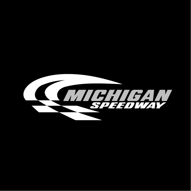 free vector Michigan speedway