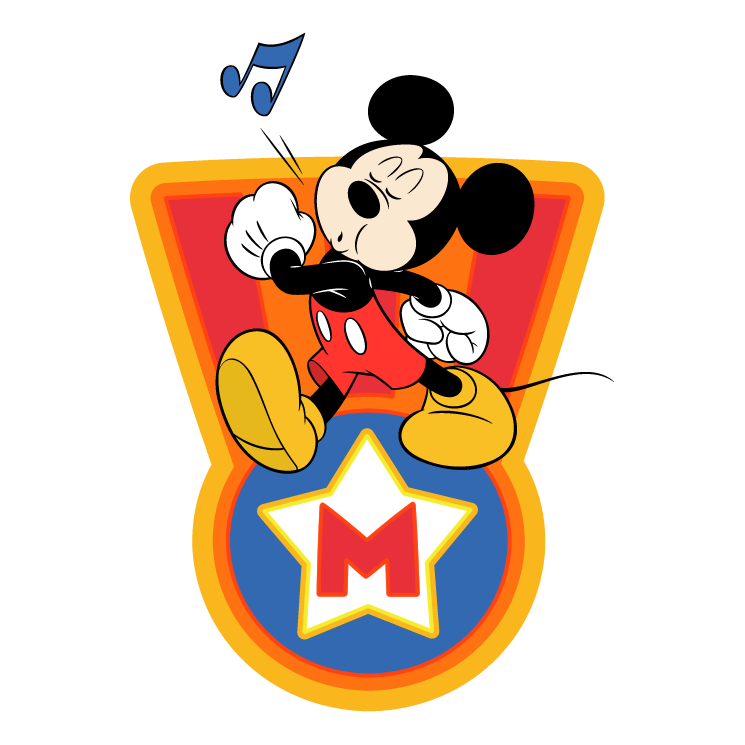 free vector mickey mouse 20