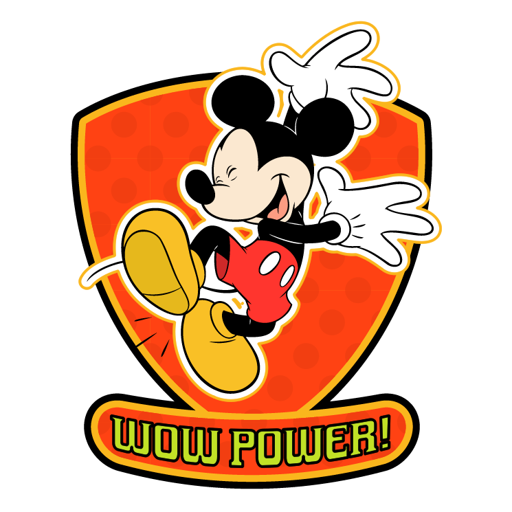 free vector Mickey mouse 24