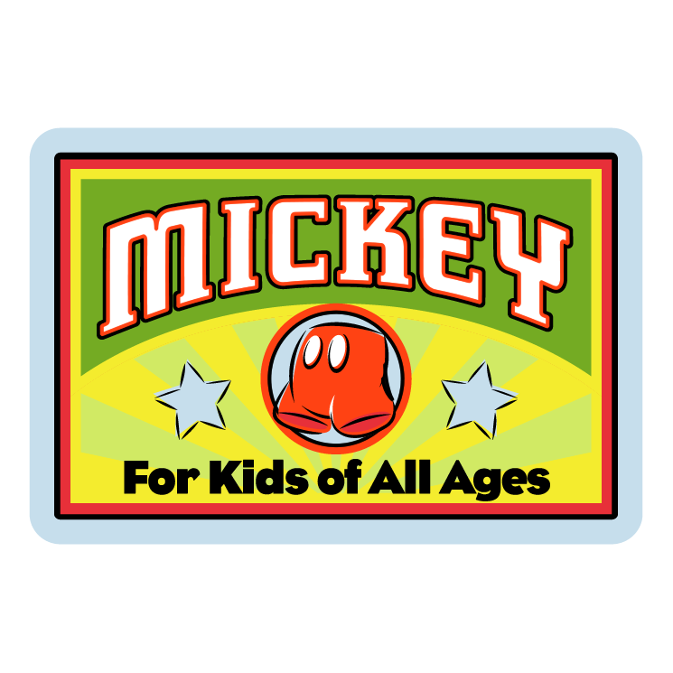 free vector Mickey mouse 31