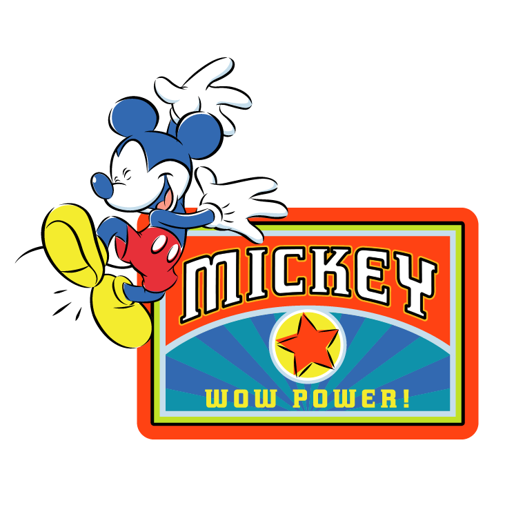 free vector Mickey mouse 32