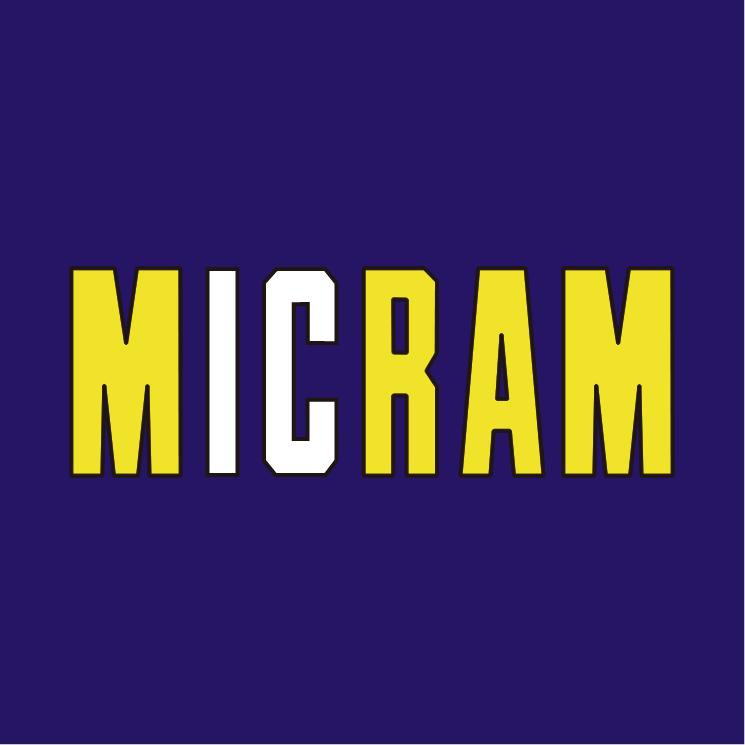 free vector Micram