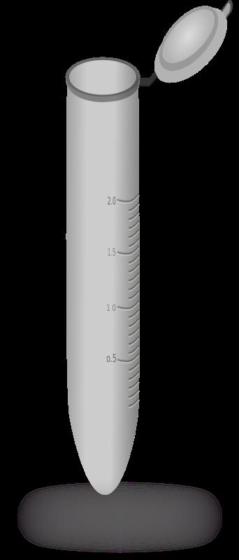 free vector Micro-centrifuge tube-2ml