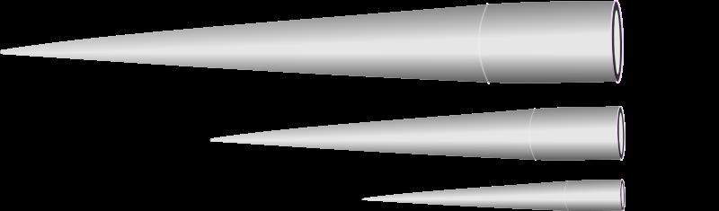 free vector Micro pipette Tips