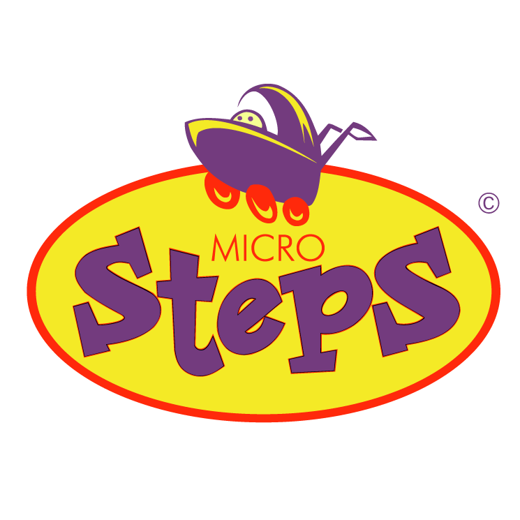 free vector Micro steps