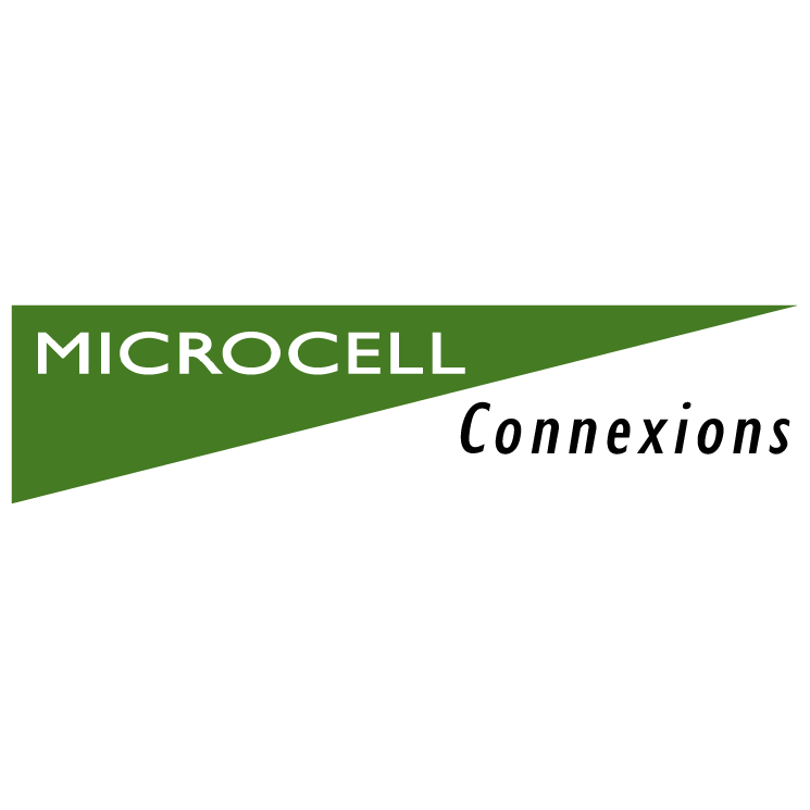 free vector Microcell connexions