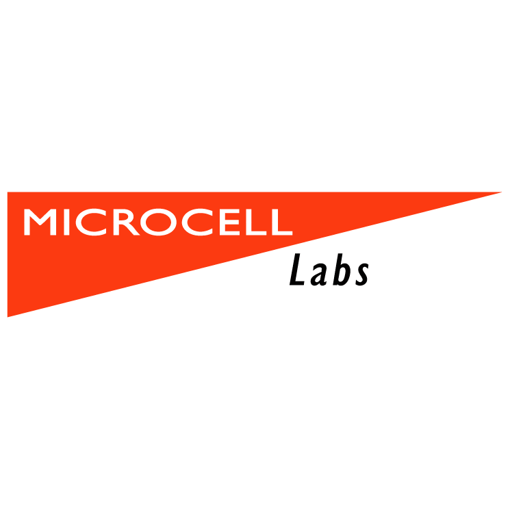 free vector Microcell labs