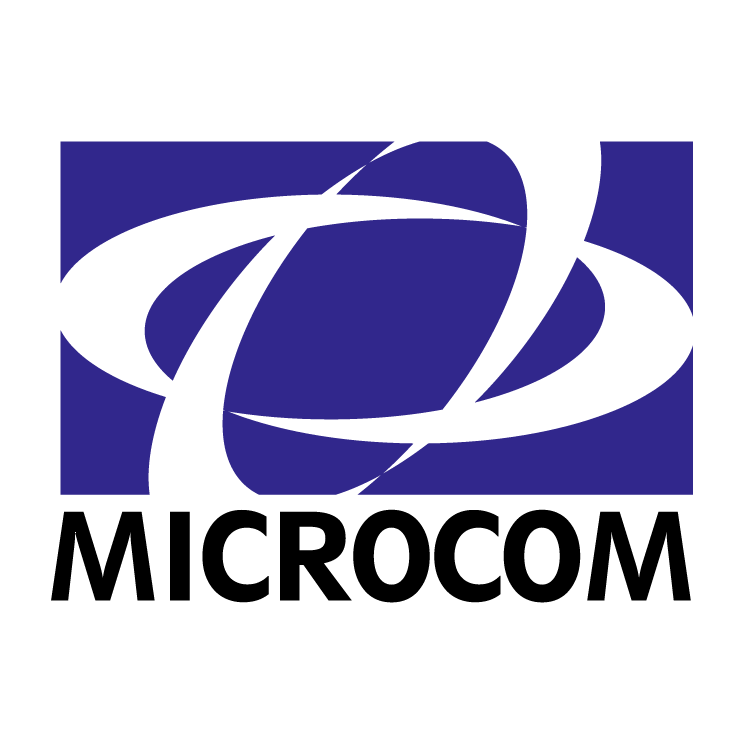 free vector Microcom technologies