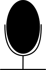 free vector Microphone Symbol clip art