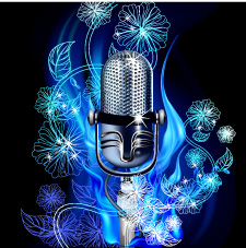 free vector Microphone vector