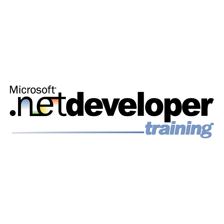 free vector Microsoft net developer training