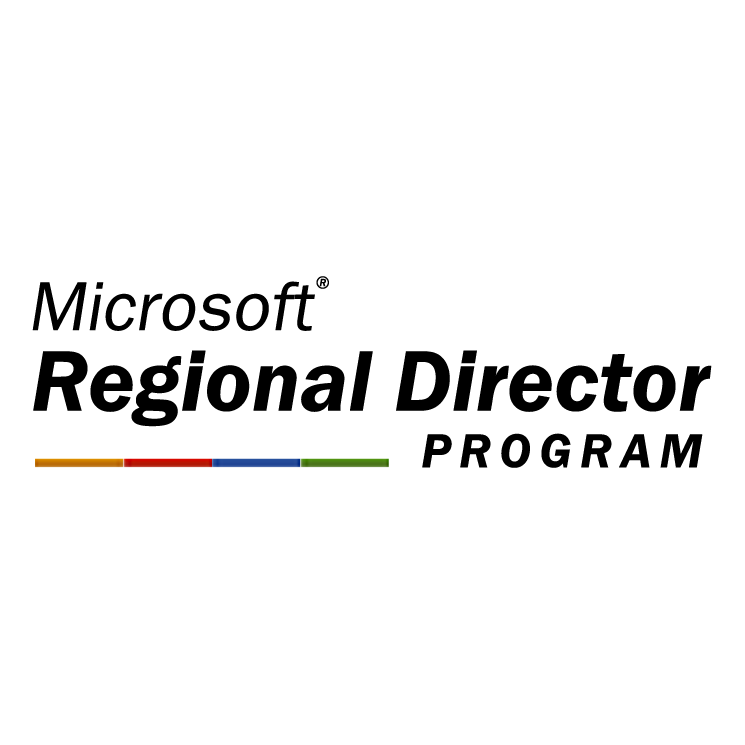 free vector Microsoft regional director program