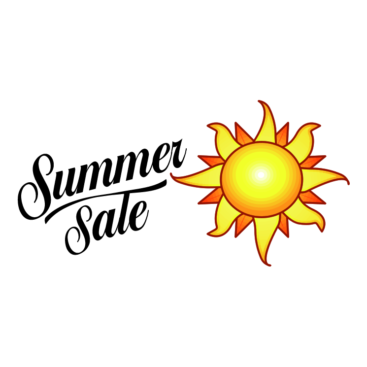 free vector Microsoft summer sale